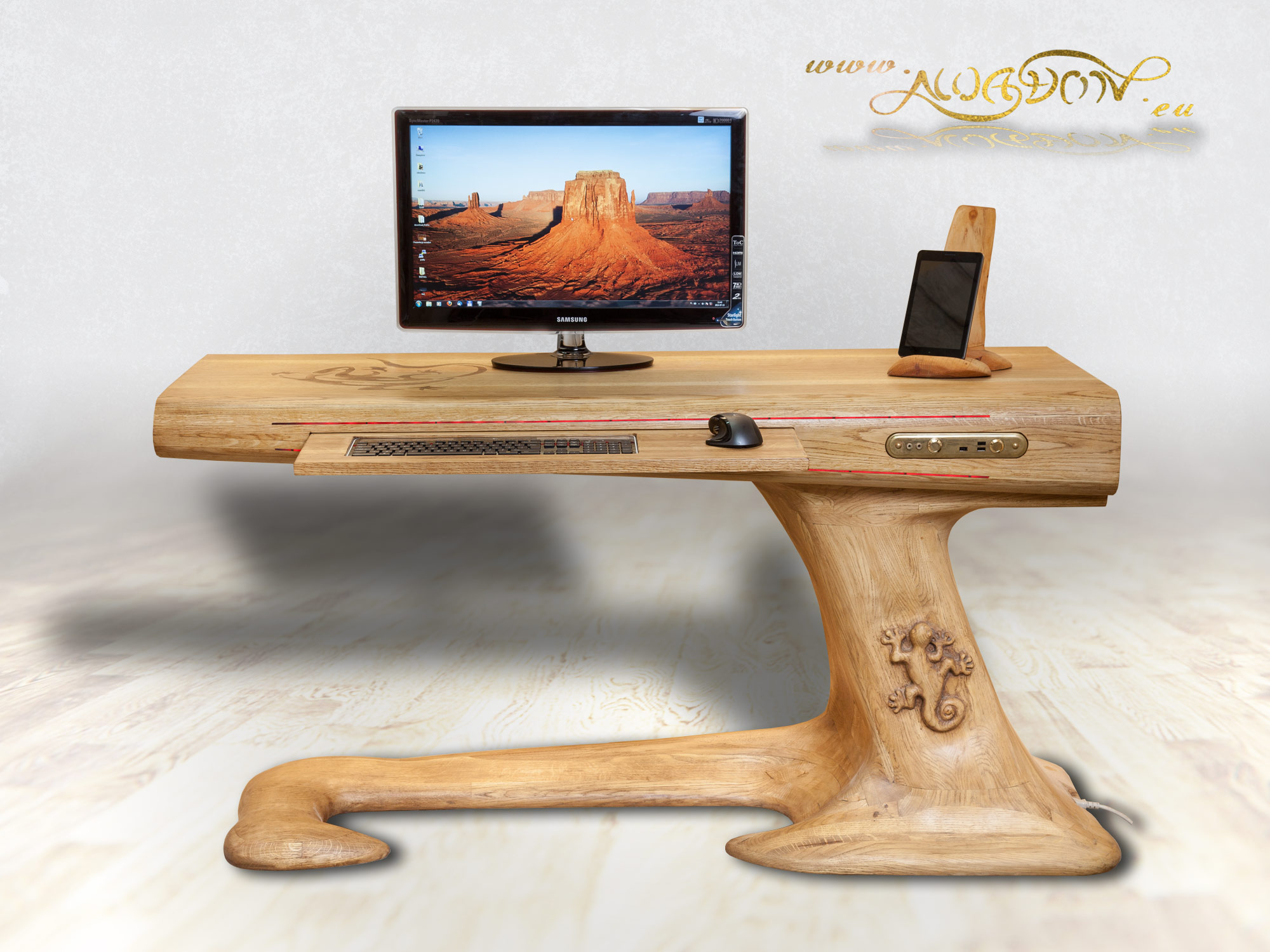 Lizard desk ses 2