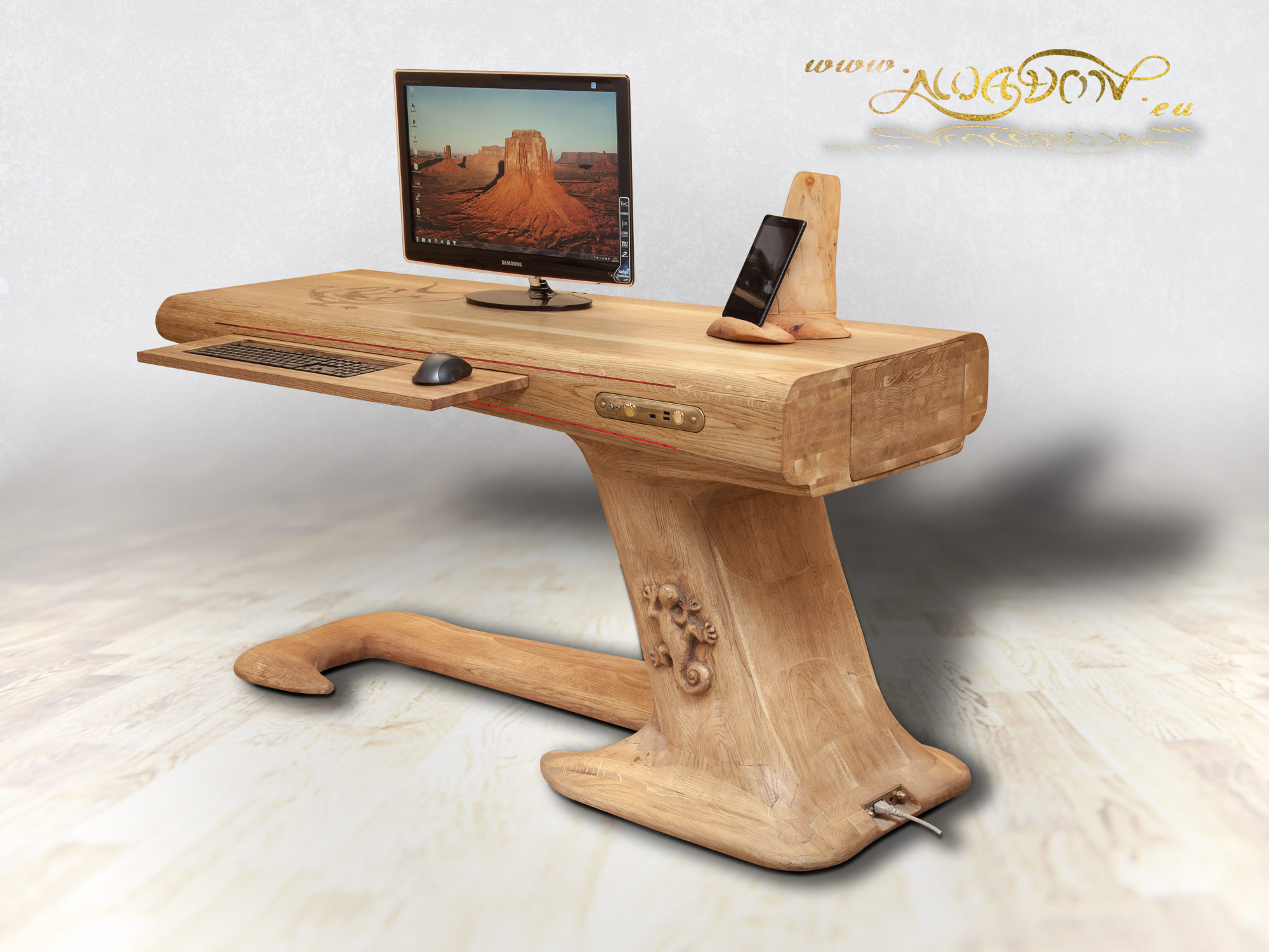 Lizard desk ses 4