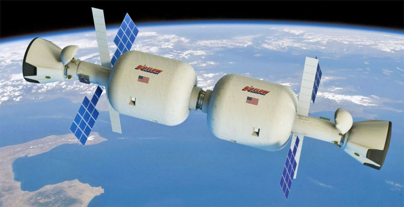 Moduł orbitalny Bigelow Aerospace