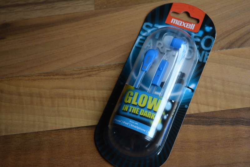 Maxell Glow in the Dark