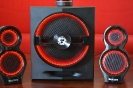 Głośniki Ravcore Trident 2.1 Gaming Speakers